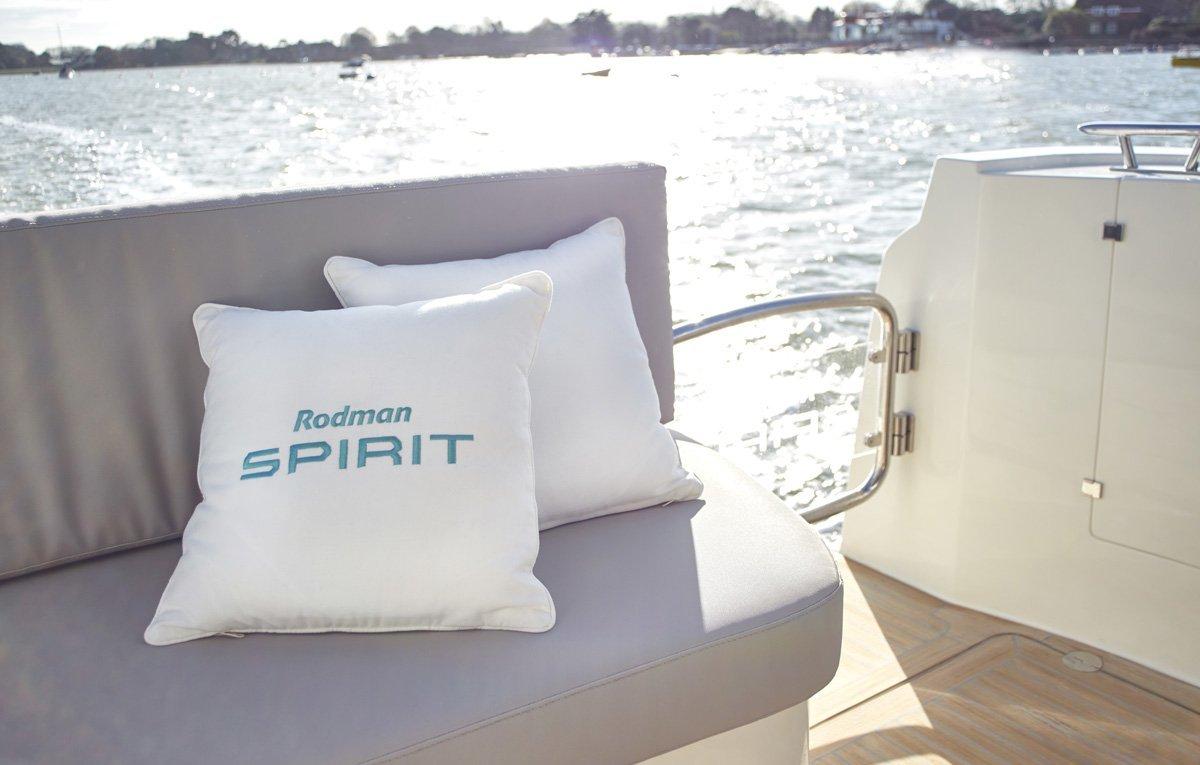 New Rodman Spirit 42 Coupé