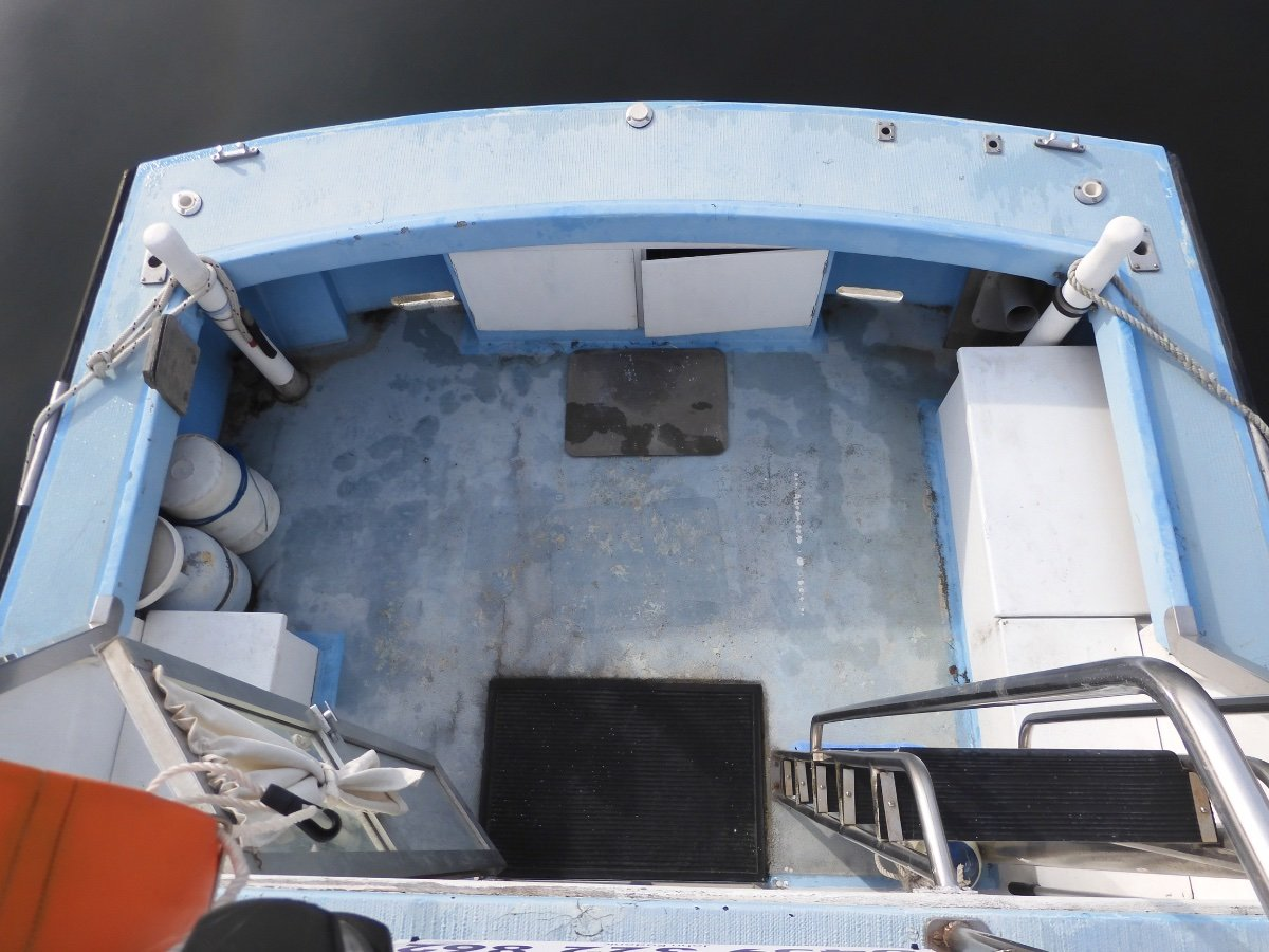 Roberts Wave Runner 36 CAPABLE CRUISER/OFFSHORE FISHING VESSEL!