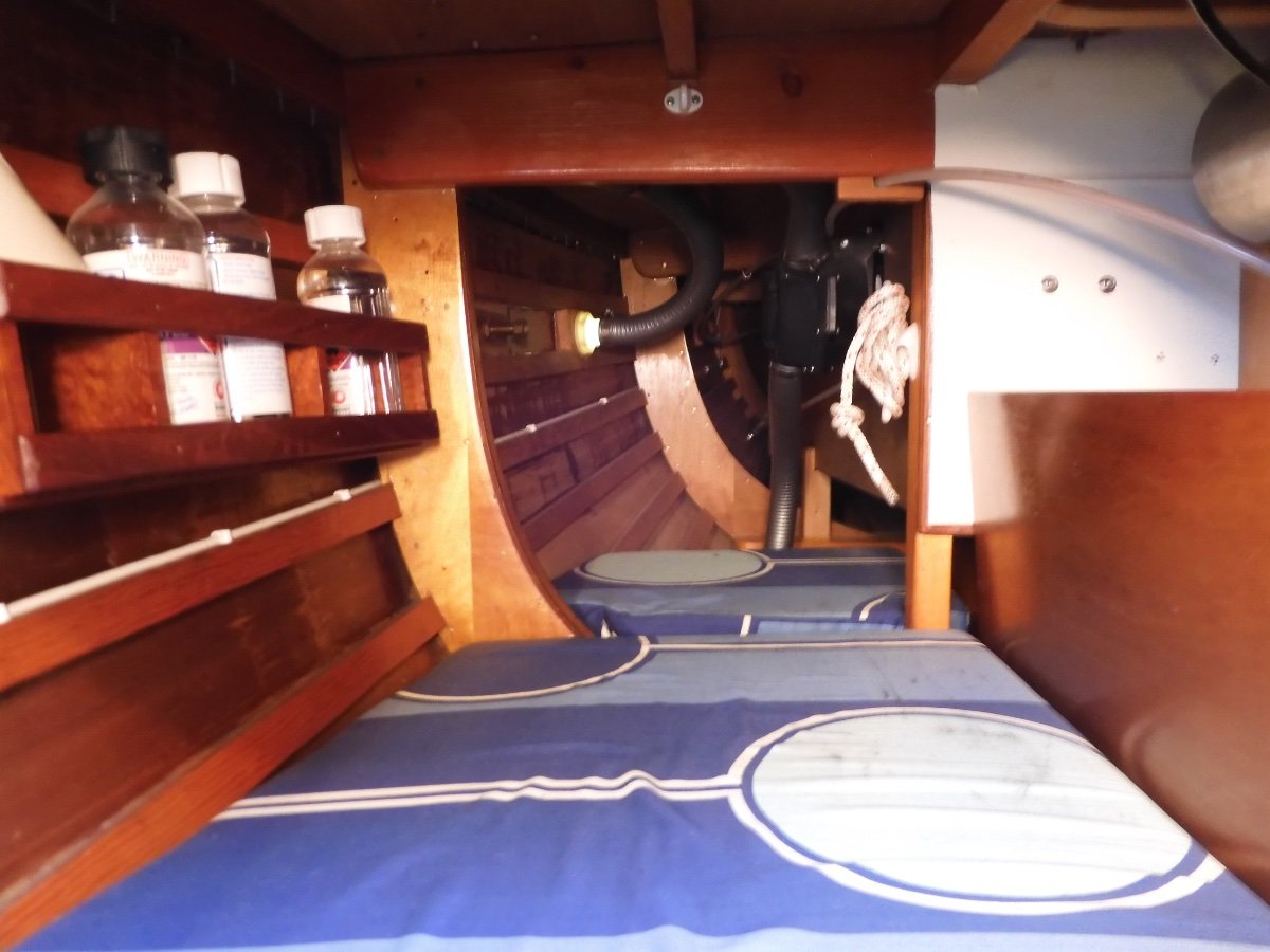 Clinker 24ft Timber Yacht SUPERBLY BUILT AND MAINTAINED, EXCELLENT VALUE!
