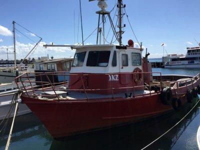 Workboat - Steel