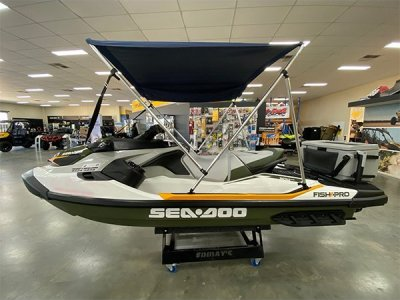 Sea-Doo Fish Pro 170 - 2020 - Low Hrs *ALL Extras*