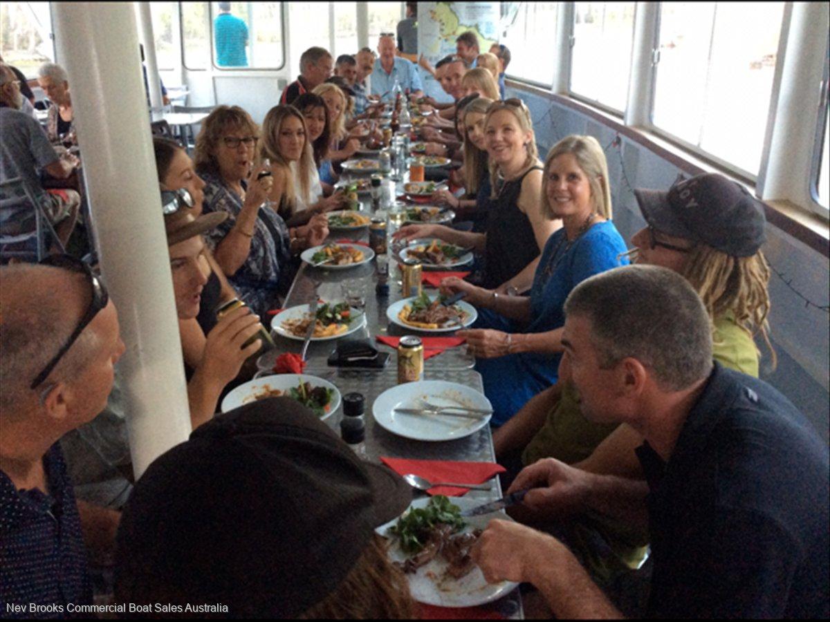 18m Eco Tourism / Restaurant Vessel