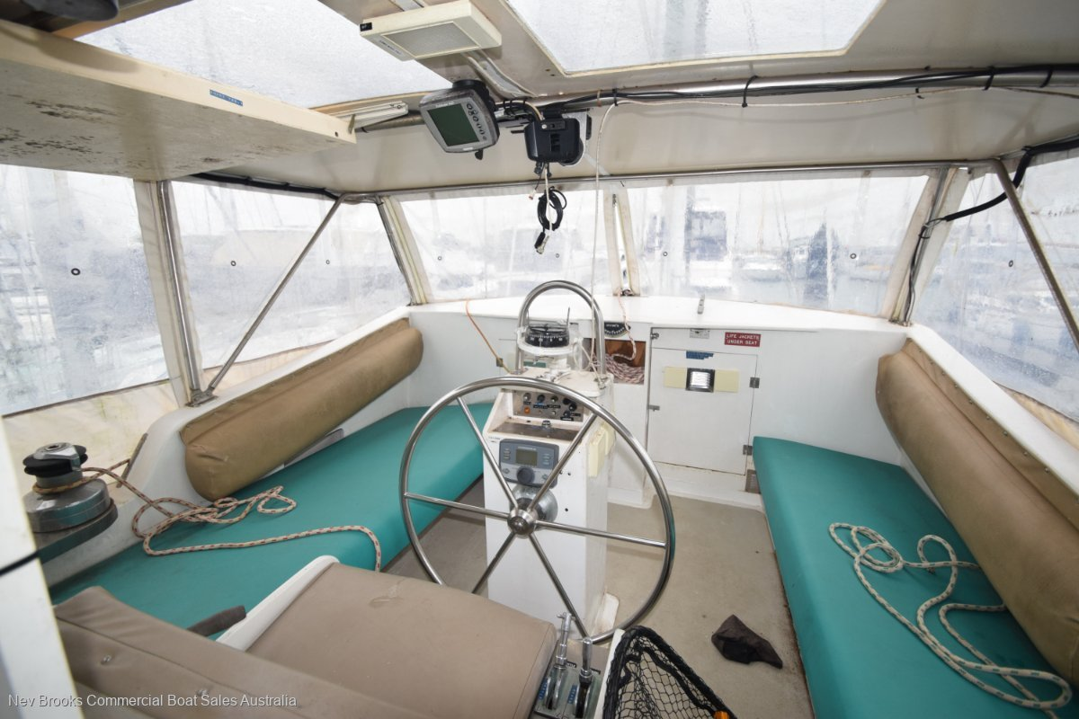 Griffiths Ketch Rigged Motor Sailer