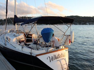 C&C Yachts 36 New Rigging / 300 Hours on Engine