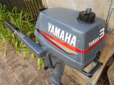 Yamaha 3hp 2 Stroke Outstanding Condition
