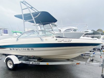 Bayliner 185 Capri GREAT FAMILY RIVER CRUISER