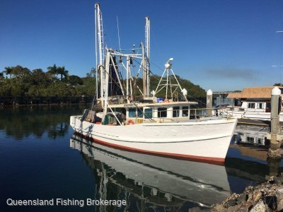 TS457 49ft Timber Trawler QLD/NSW Package