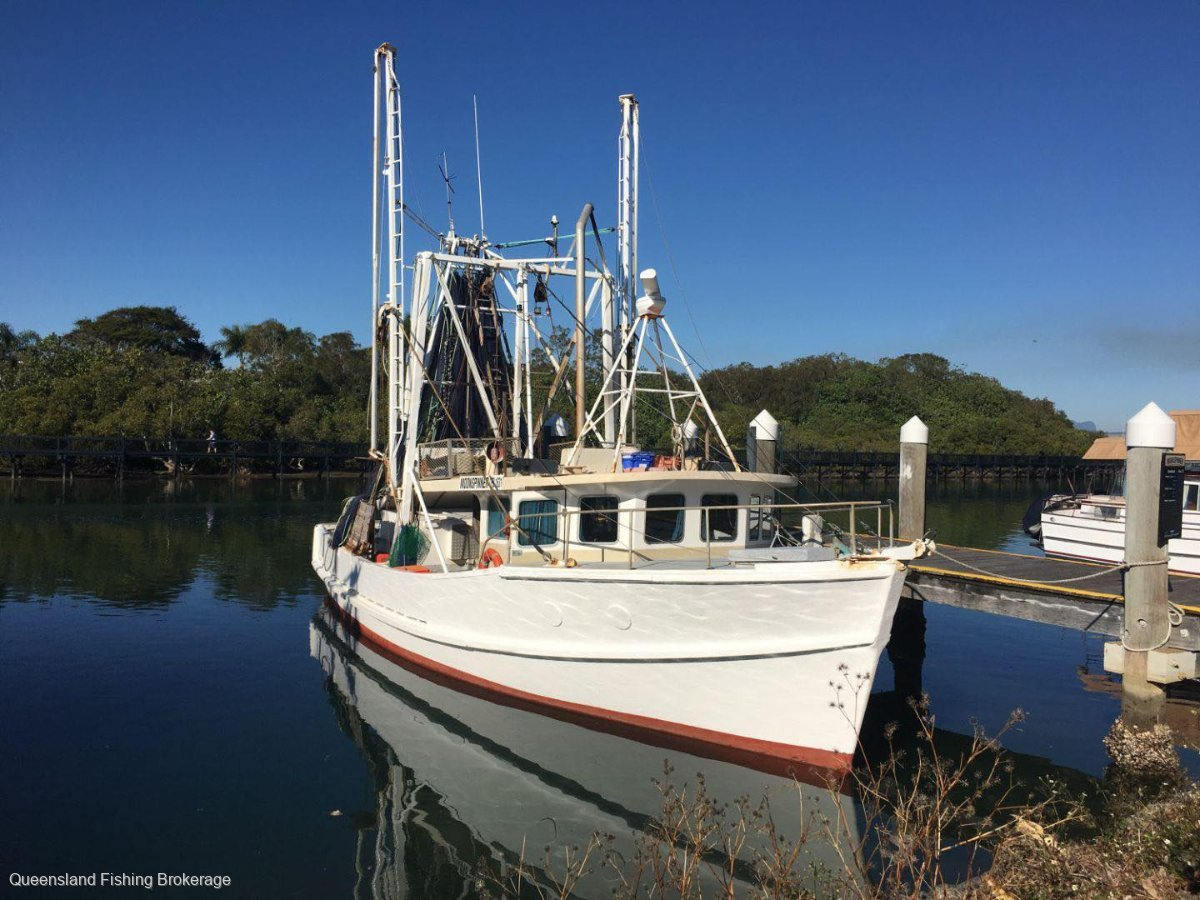 TS457 14.63m Timber Trawler QLD/NSW Package