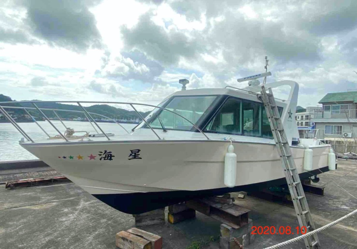 10.89m Crew, Pilot and Pleasure Boat