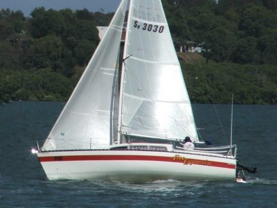 Timpenny 770 DROP KEEL