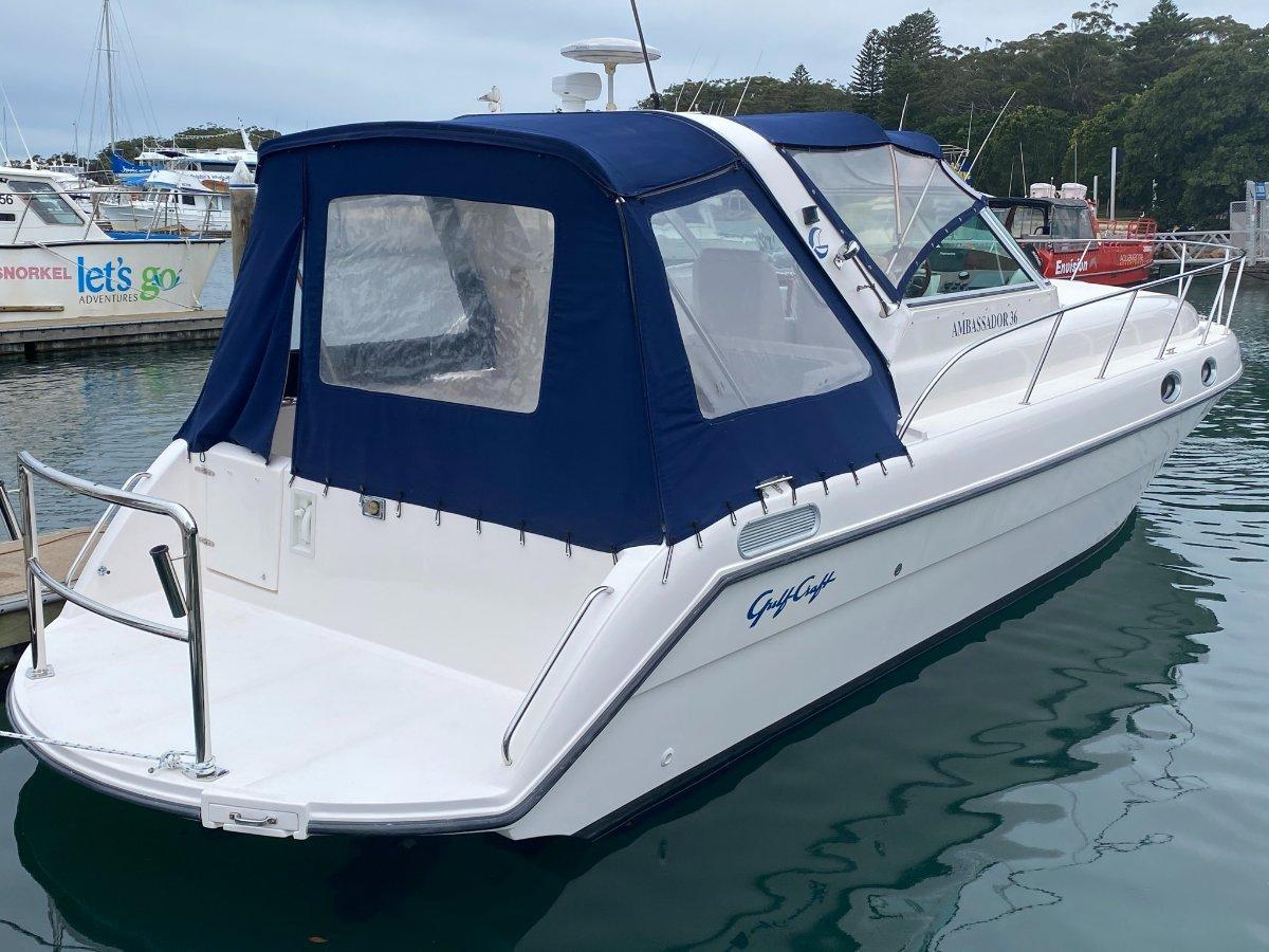 Gulf Craft Ambassador 36 Diesel
