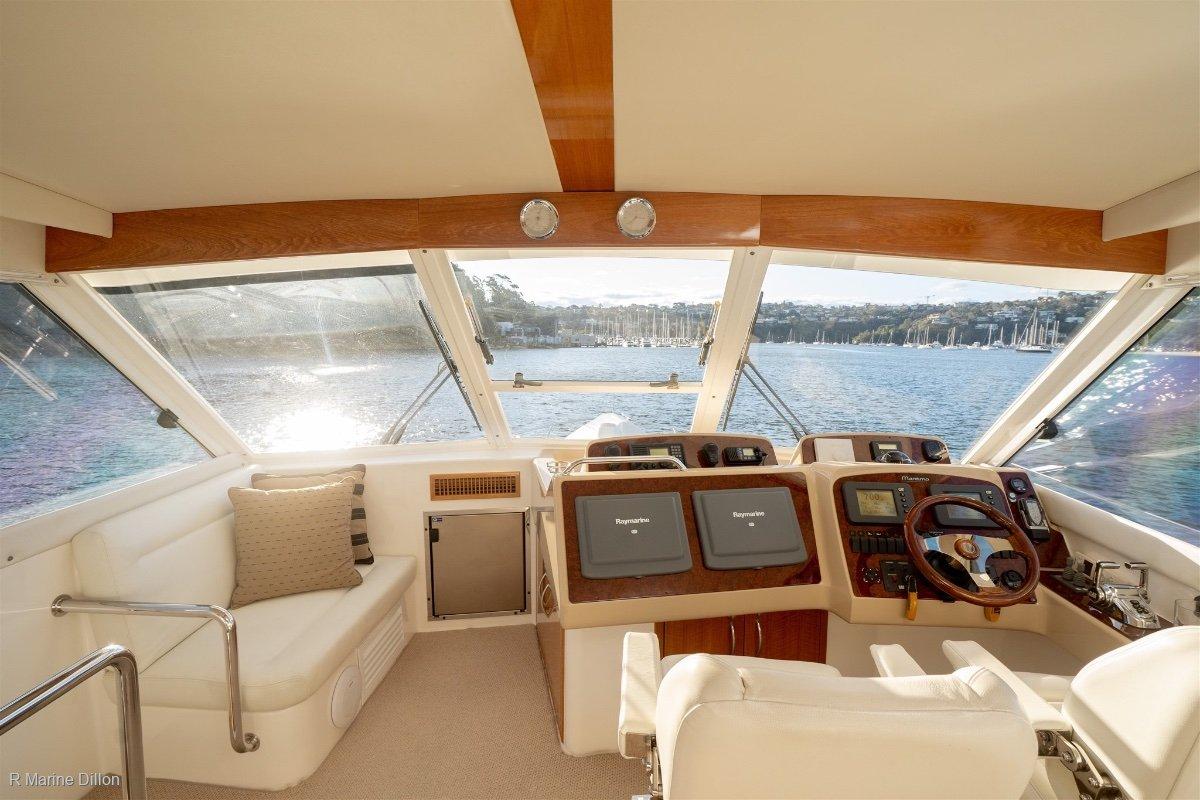 Maritimo 550 Offshore Convertible
