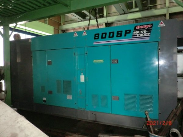 Denyo brand secondhand Generator