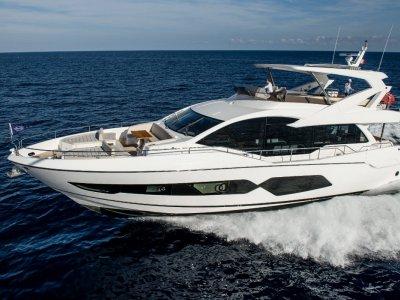 Sunseeker 76 Yacht Flybridge Motor Yacht