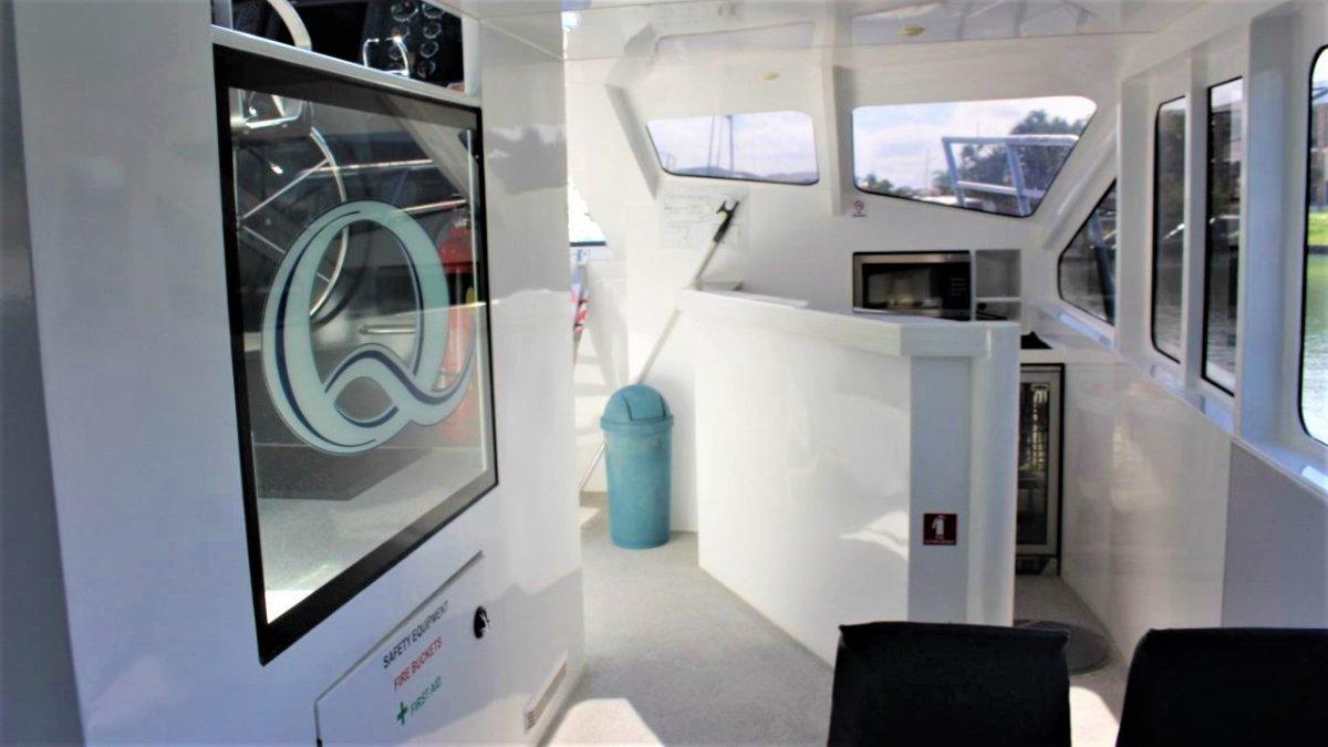 Custom Passenger Catamaran Ferry
