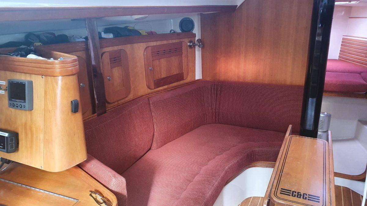 C&C Yachts 115 (SOLD)