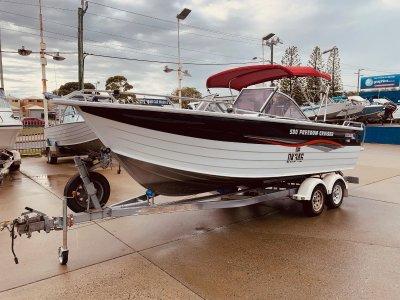 Quintrex 580 Freedom Cruiser