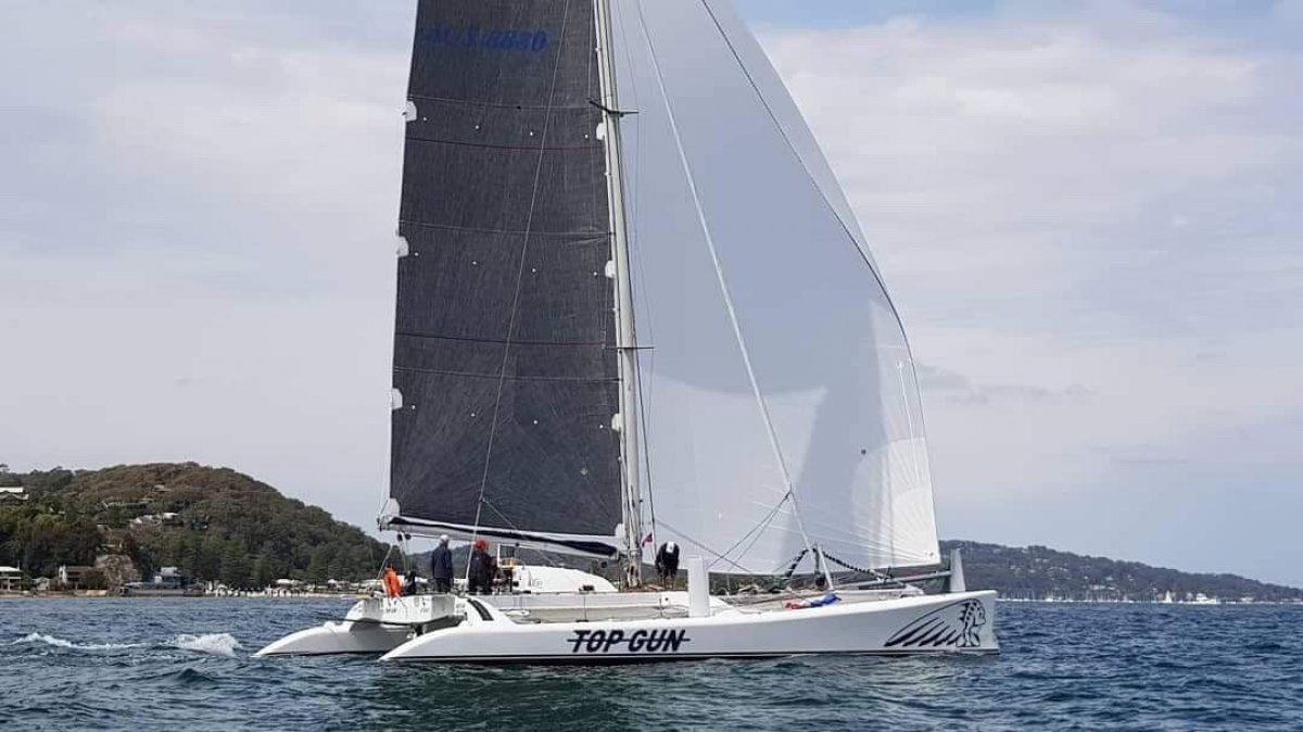 Crowther 50 Pod cat