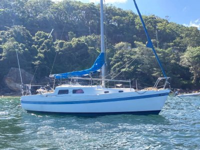 Columbia 27 Yacht Payment Plan Mooring included $200 per week
