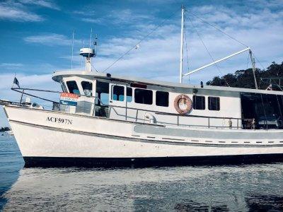 Custom Craft Trawler 38
