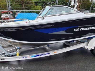 Quintrex 500 Cruiseabout BOW RIDER NEW