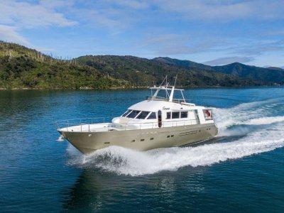 Halmatic Surveyed Motor Yacht