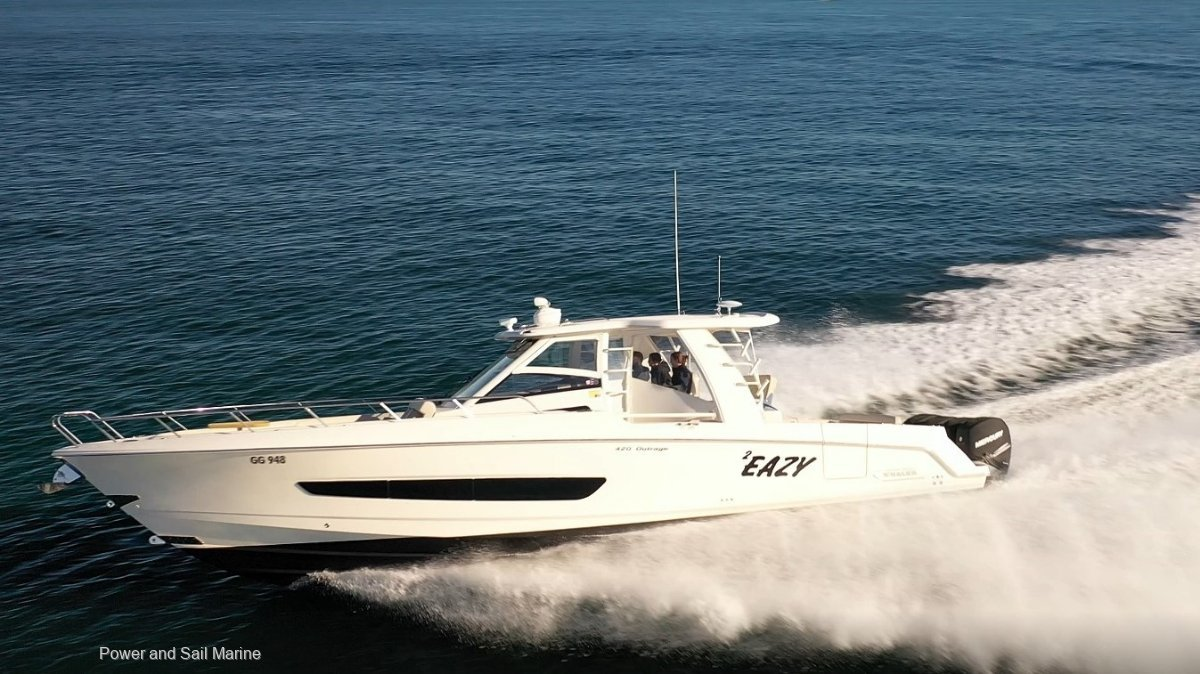 Boston Whaler 420 Outrage 2017 Best In Breed