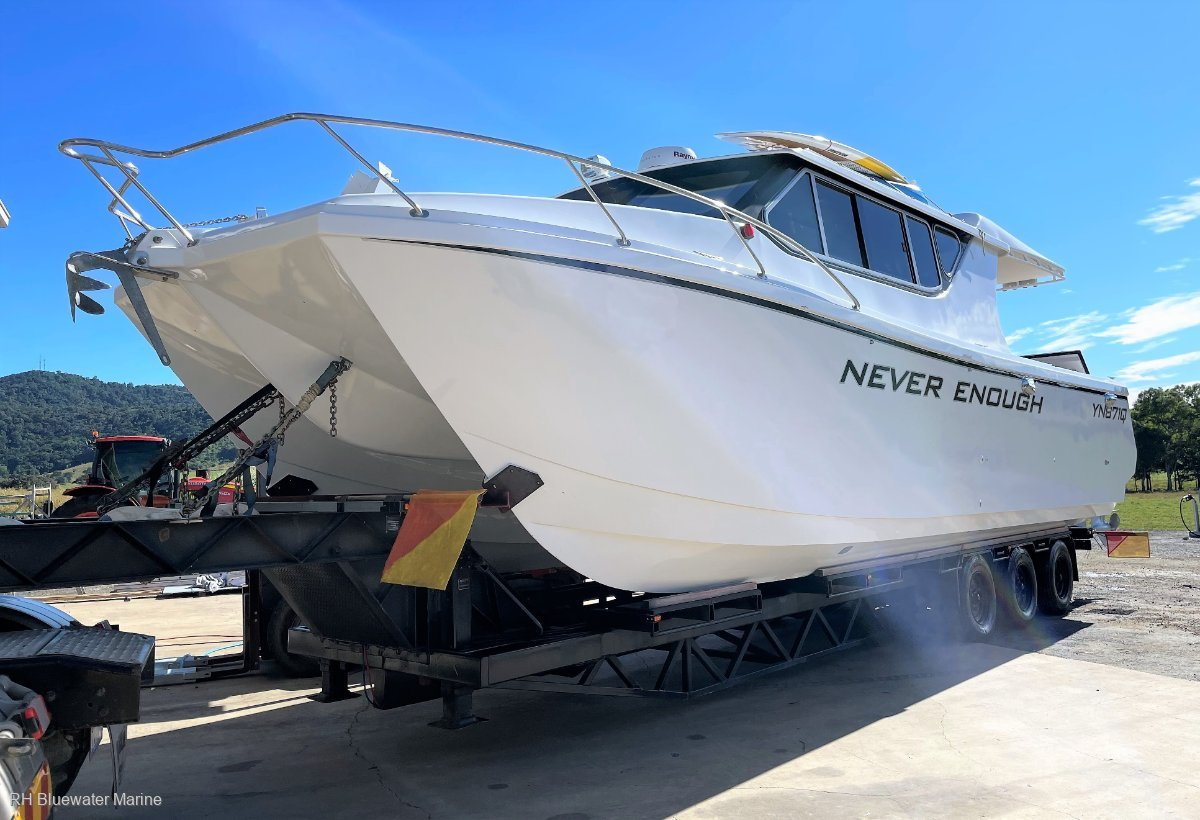 Kevlacat 2400 Offshore For Sale | RH Bluewater Marine Boat
