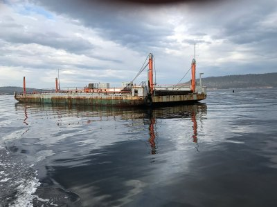 40m Barge for Sale - offers invited