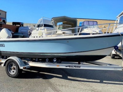 Mako 191 Offshore Centre Console FISHING, CRABBING, DIVING