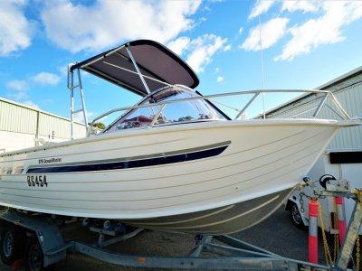 Stacer 575 Ocean Master 14k of Recent Upgrades & Repairs