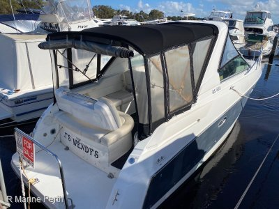 Maxum 2900 SCR Fantastic Entertainer with low engine hours