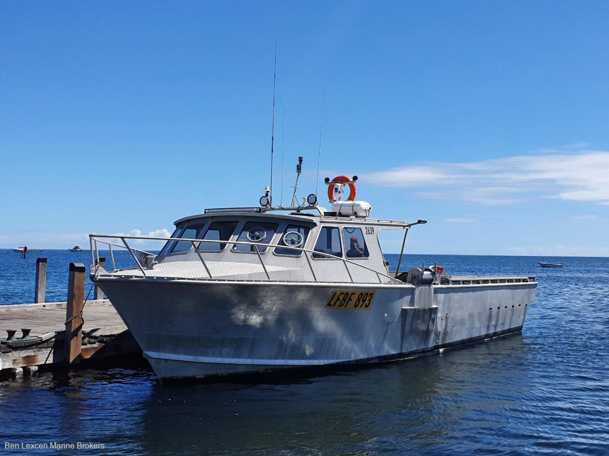 Millman 48' OCTOPUS FISHING VESSEL