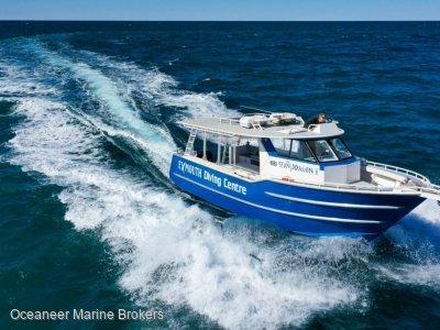 Elite 10.5 Charter Vessel AMSA Survey 1C 16 PAX!!!