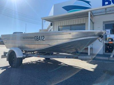Horizon Aluminium Boats 390 Pathfinder SP