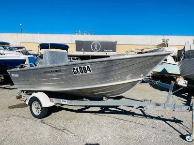 Horizon Aluminium Boats 420 Allrounder Side Console