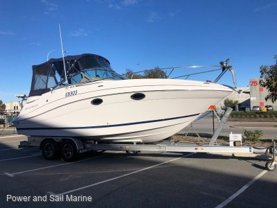 Four Winns Vista 278 Recently serviced, never been anti-fouled- Click for more info...