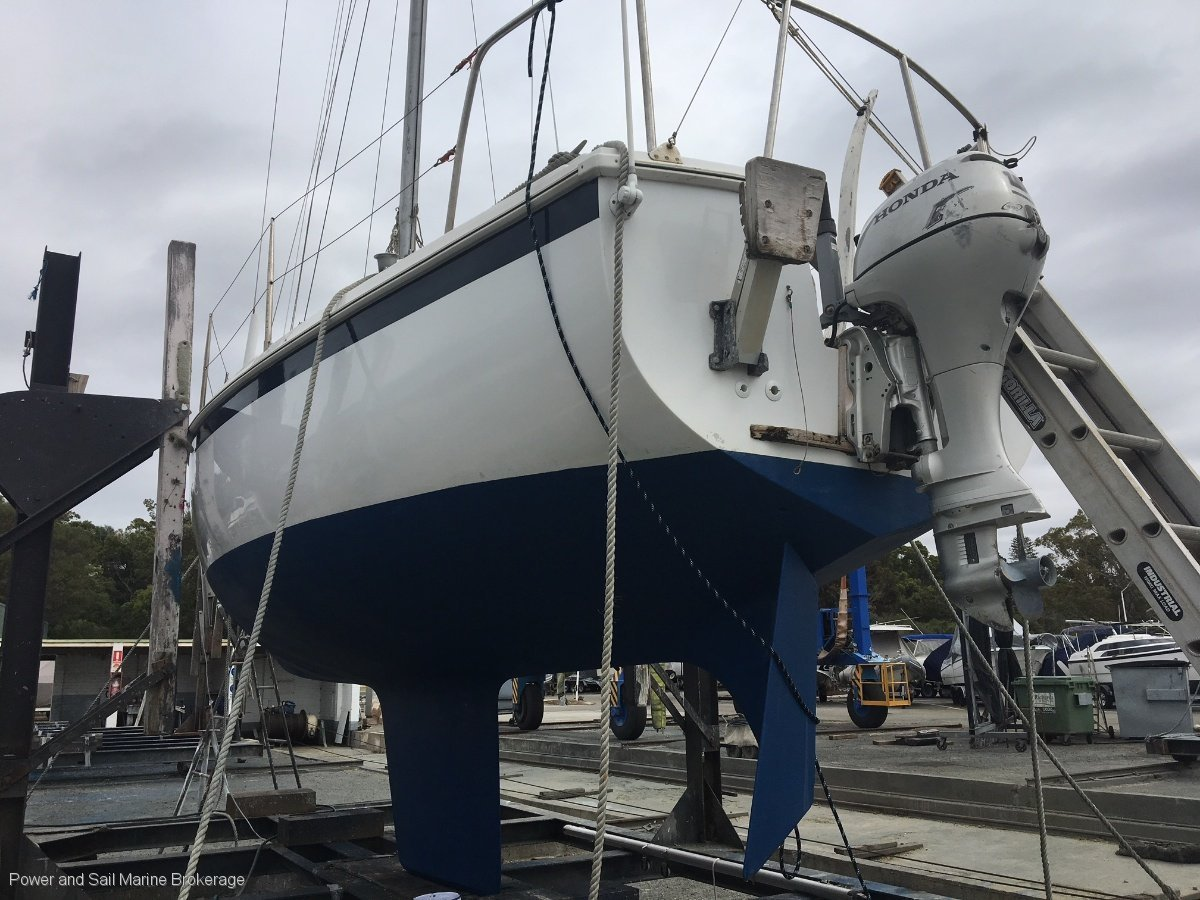 Spacesailer 24 Work commitments force very reluctant sale!!