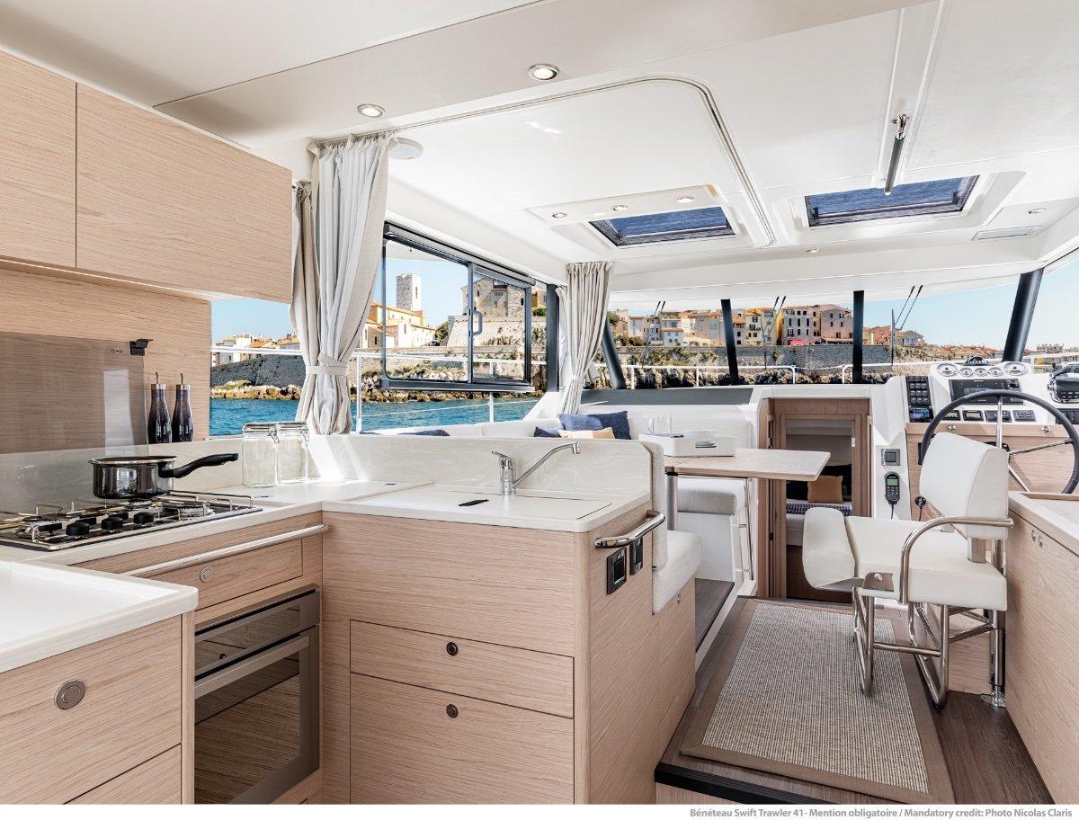 Beneteau Swift Trawler 41 Sedan