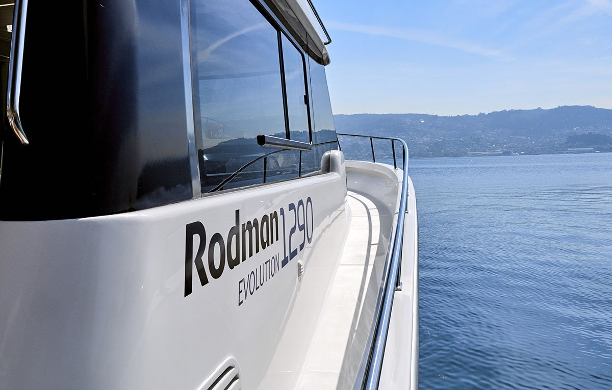 New Rodman 1290 Evolution