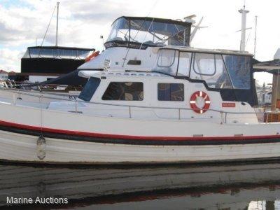 Cayzer Timber Cruiser 1964 CAYZER 38' Ex-Pilot Boat converted to Bay Cru
