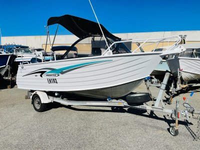 Trailcraft 485 Freestyle Aussie Tough