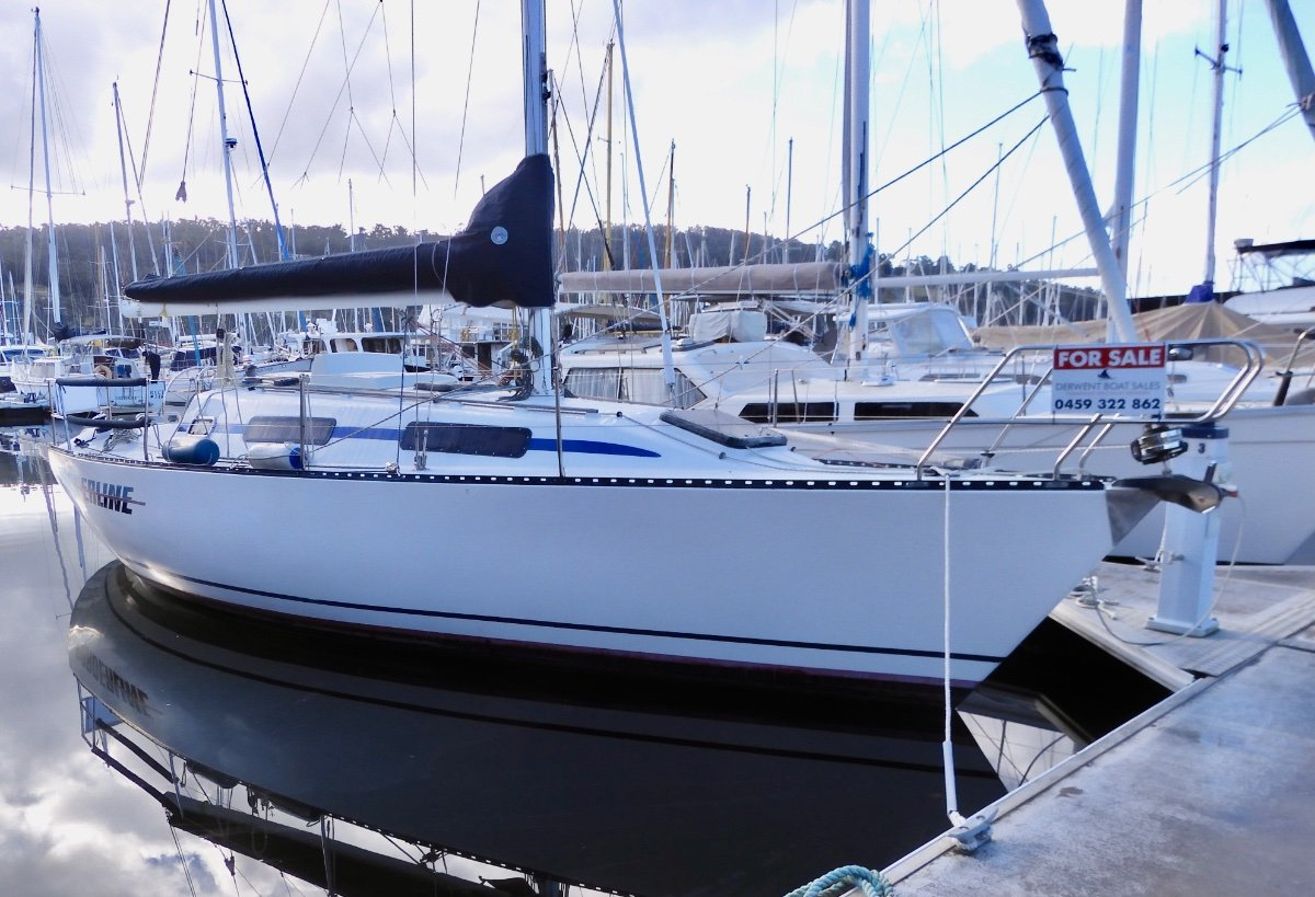 Jarkan Europa 10 EXCEPTIONAL CRUISER/RACER, SUPERBLY MAINTAINED