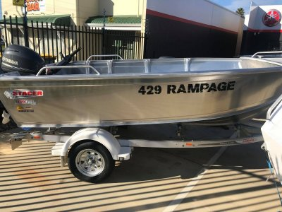 Stacer 429 Rampage Package Deal