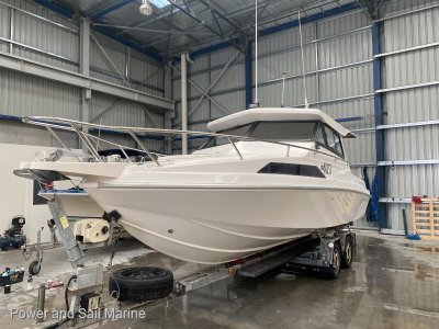 Leeder 710 Deluxe Hardtop - iconic WA Boat in pristine condition