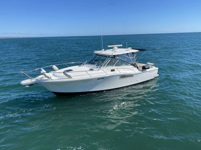 Wellcraft 360 coastal (low hours great service records)