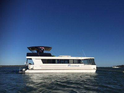 Custom Mark Ellis IMAX House Boat