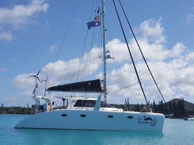 OCEANIC 373 Catamaran Production Moulds