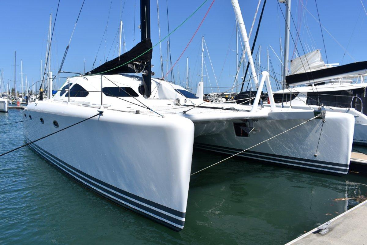 Spirited 380 Catamaran Performance Spec