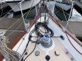Irwin 52 Cutter Ketch Swing Centreboard